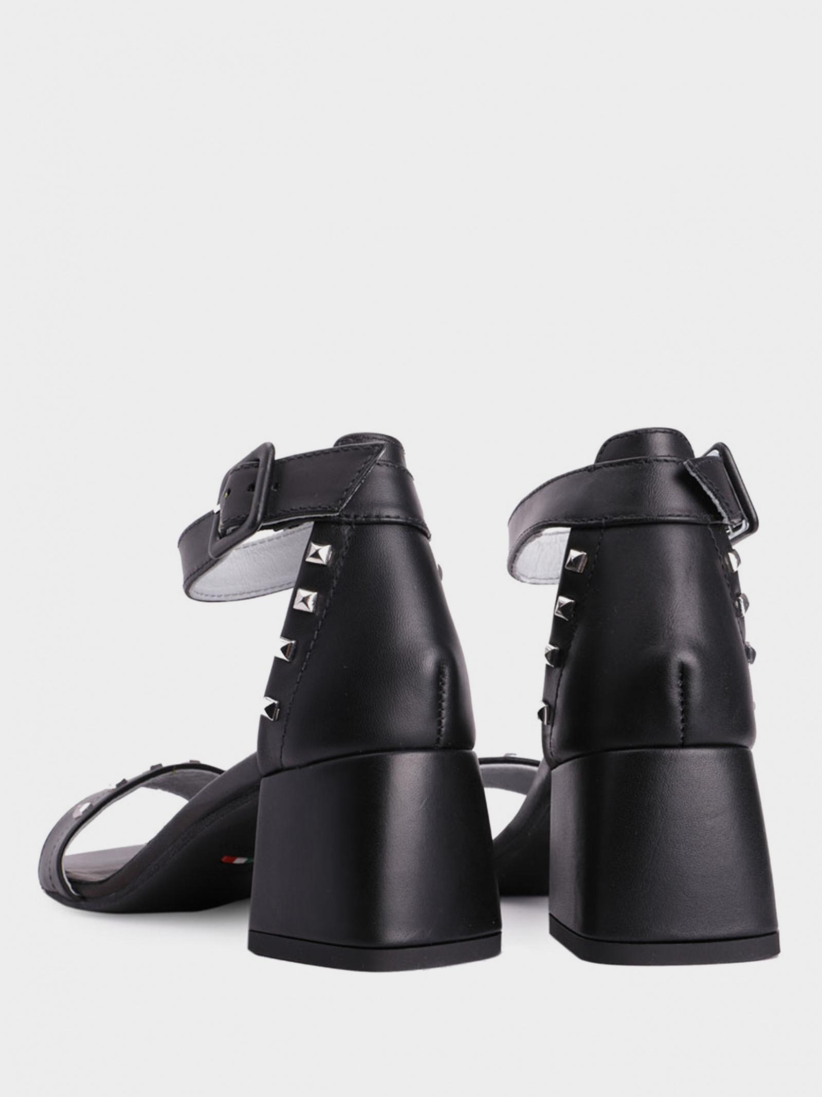 Босоніжки  жіночі NeroGiardini E012552D-100 дивитися, 2017