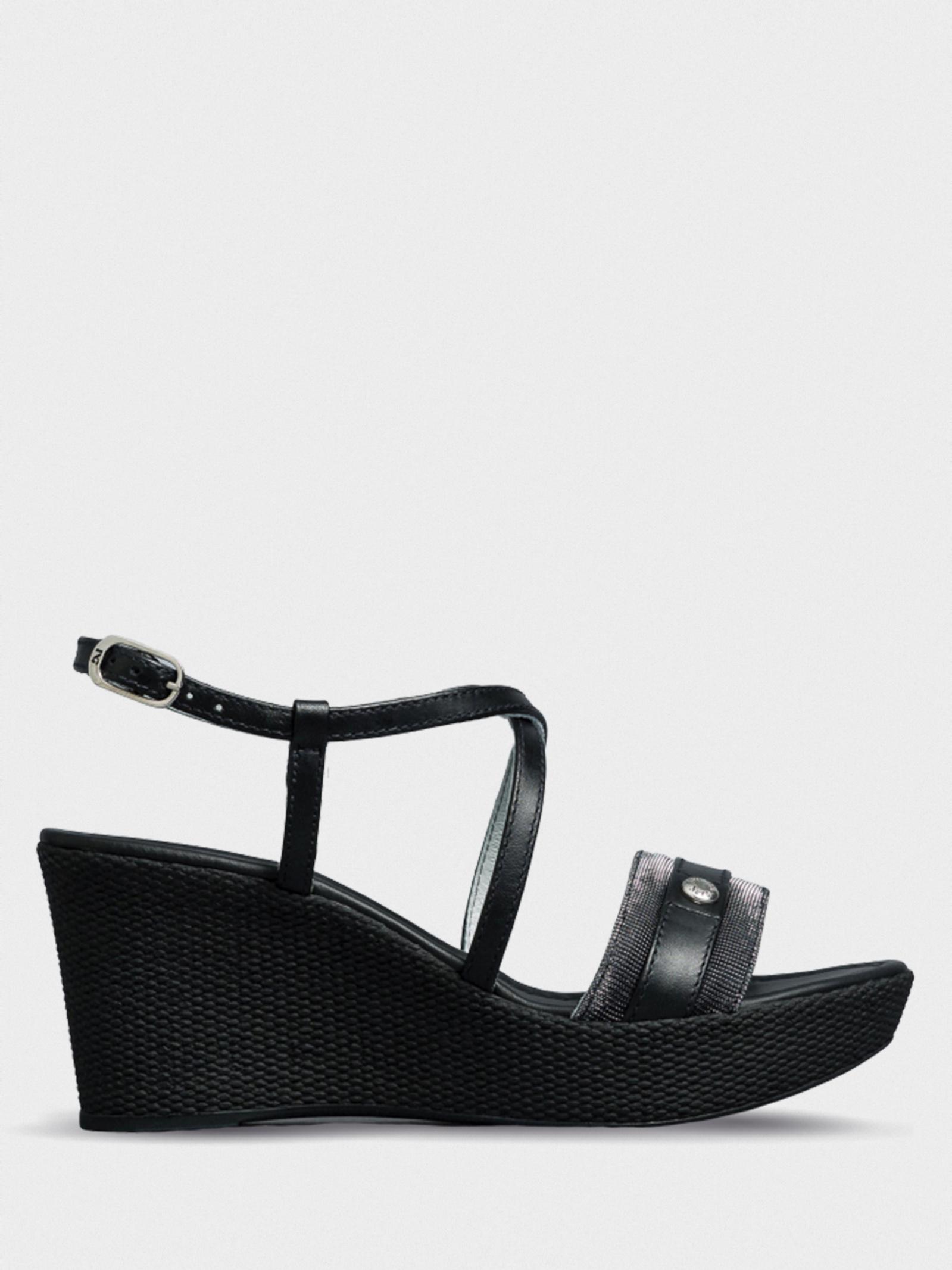 Босоножки женские NeroGiardini E012380D-100 купить обувь, 2017