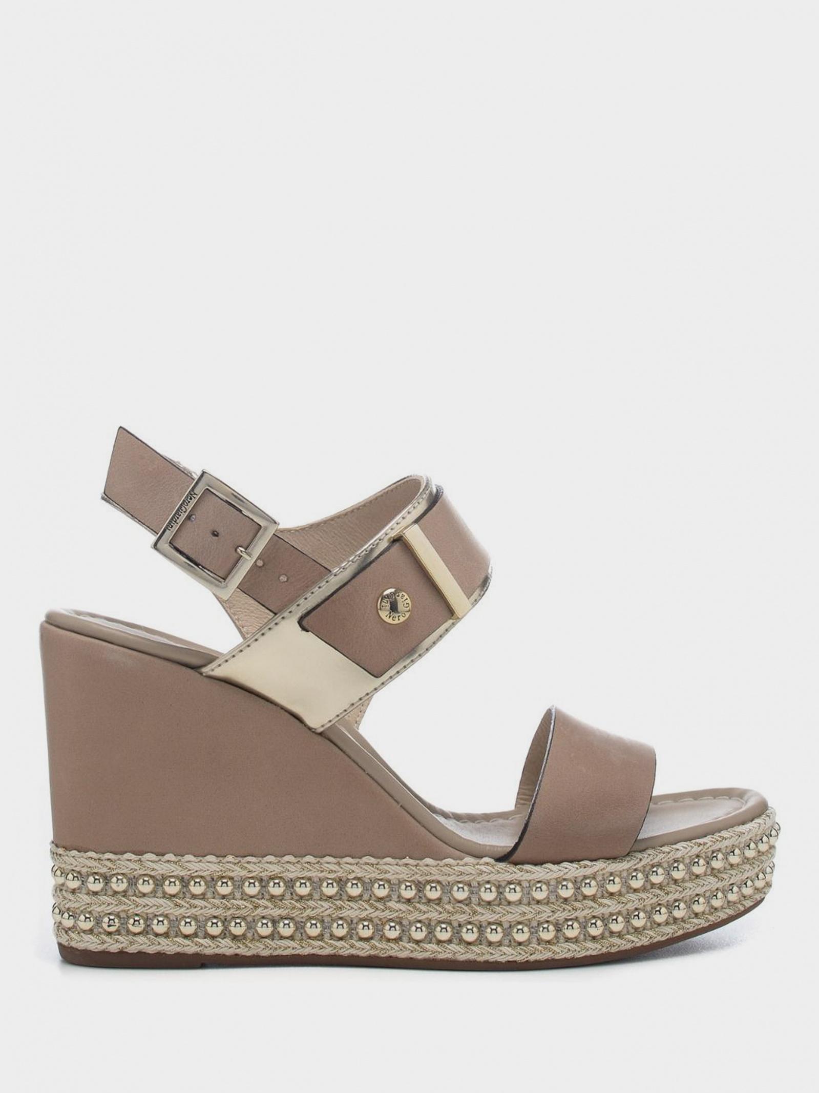 Босоножки женские NeroGiardini E012450D-439 купить обувь, 2017