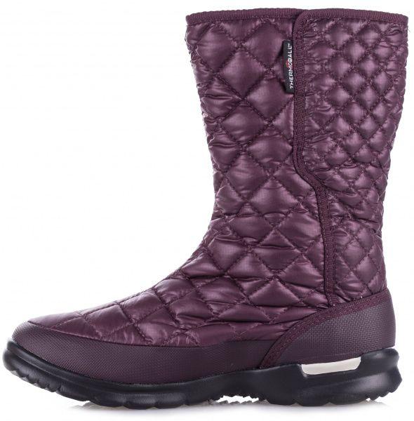 Сапоги для женщин The North Face THRMOBALL BUTTONUP NO9716 размерная сетка обуви, 2017