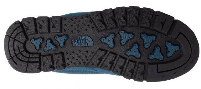 Ботинки для женщин The North Face B-TO-B REDX MESH NO9723 размерная сетка обуви, 2017