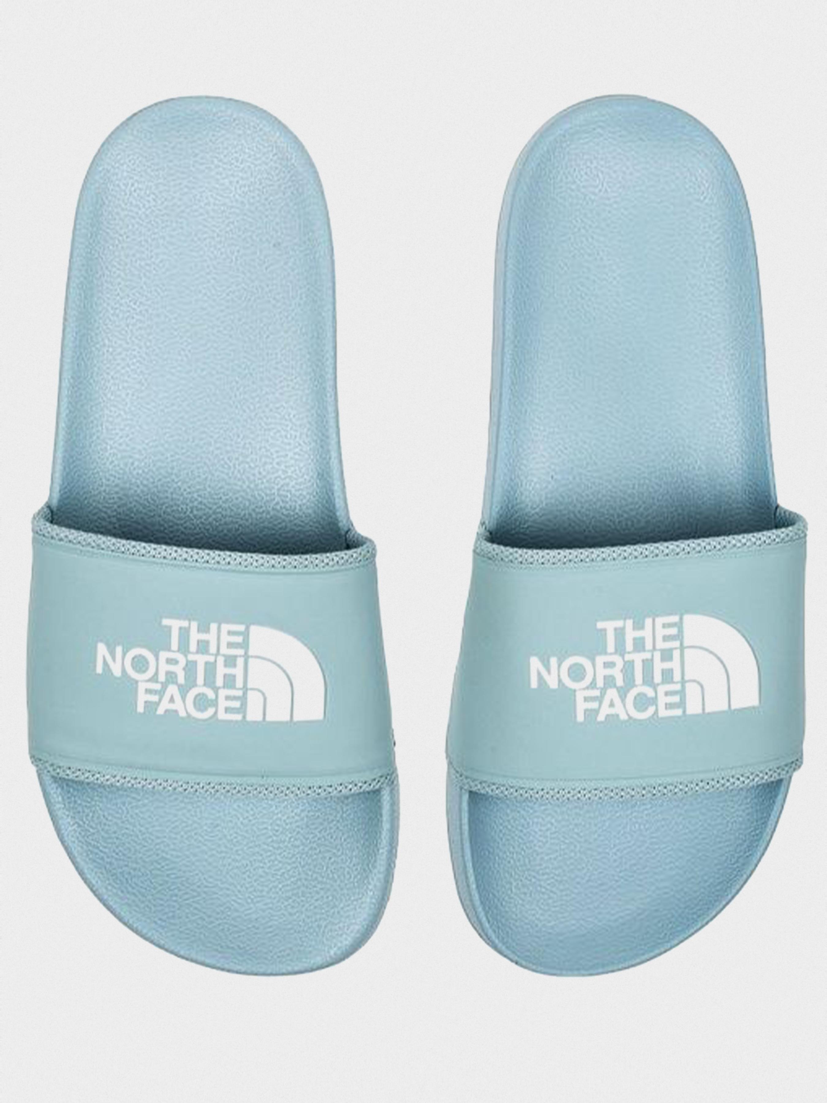 Купить Шлёпанцы женские The North Face BC SLIDE II NO9728, Бирюзовый