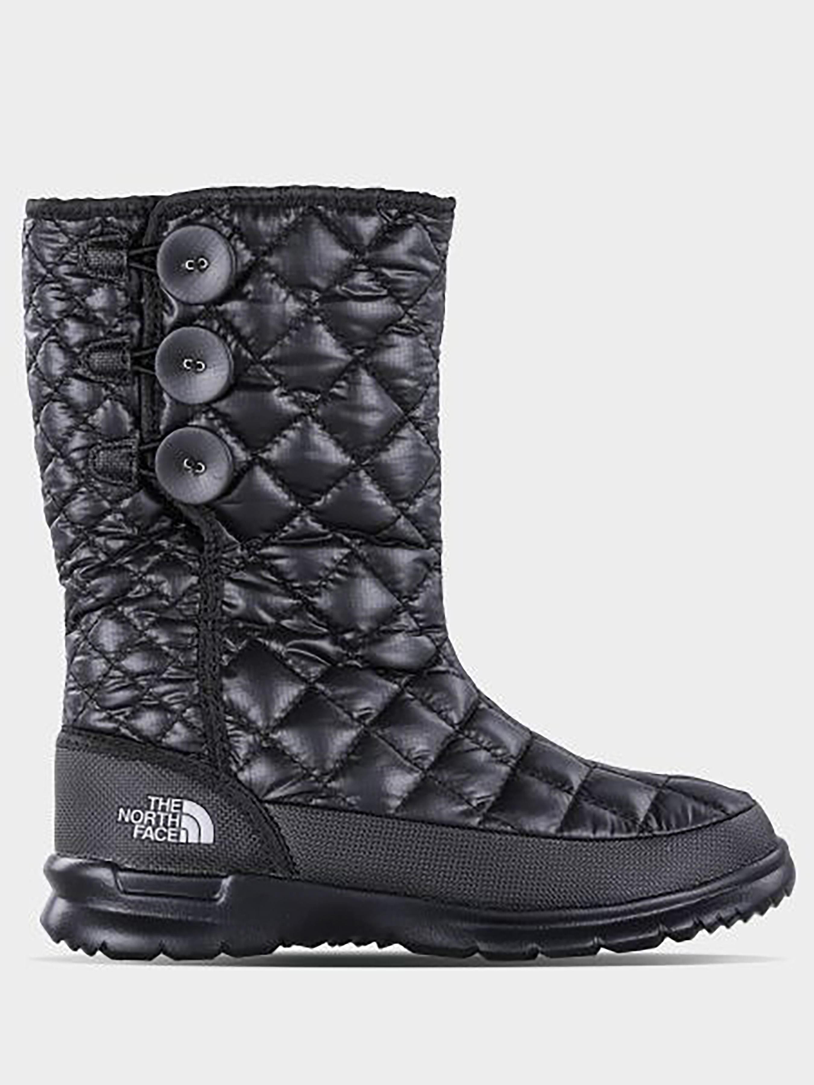 Сапоги для женщин The North Face ThermoBall™ Button-Up NO9795 брендовая обувь, 2017