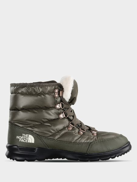 Ботинки для женщин The North Face ThermoBall™ Lace II NO9797 цена, 2017