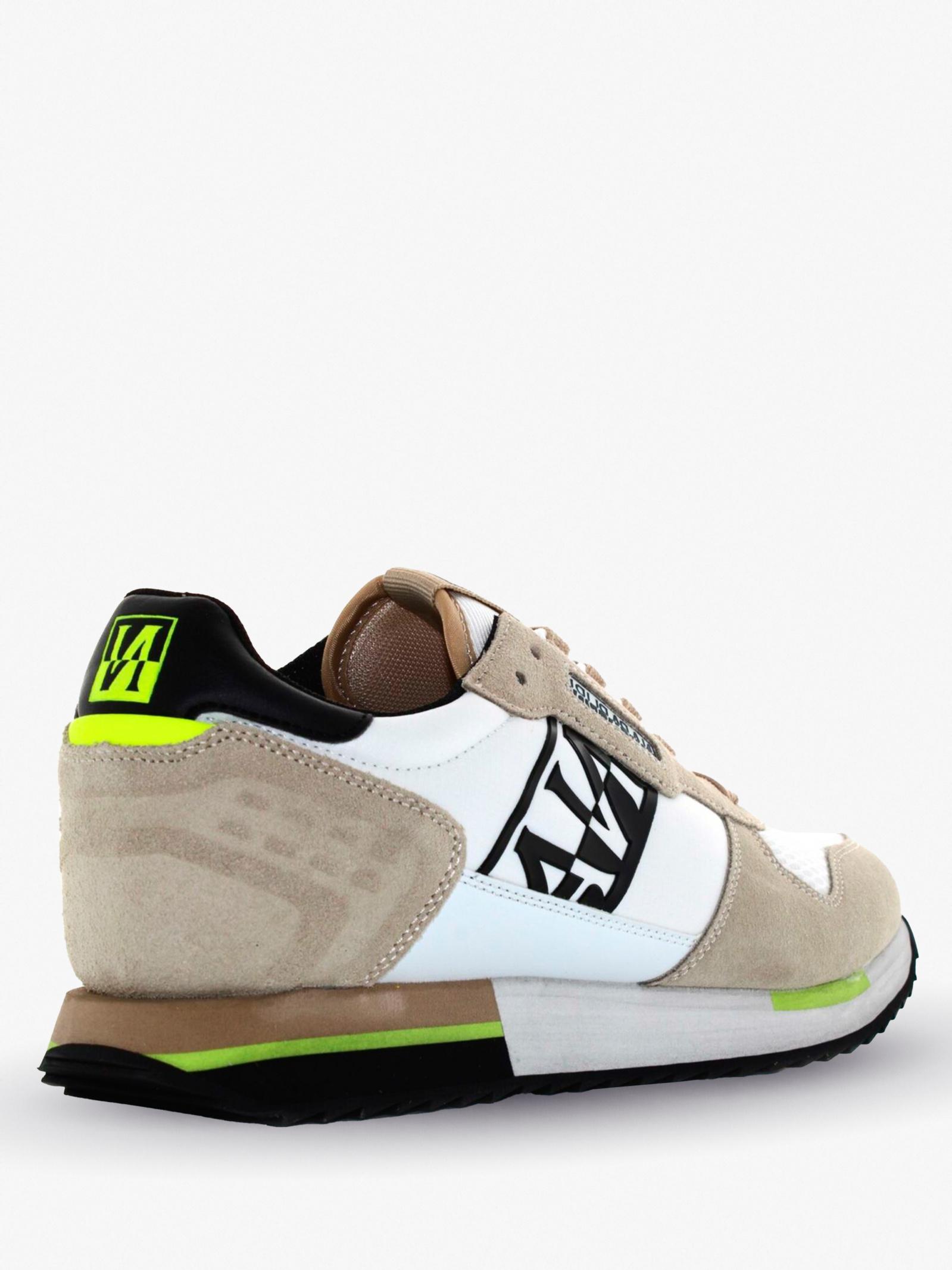 Кроссовки мужские Napapijri NP0A4ERZHA11 размеры обуви, 2017