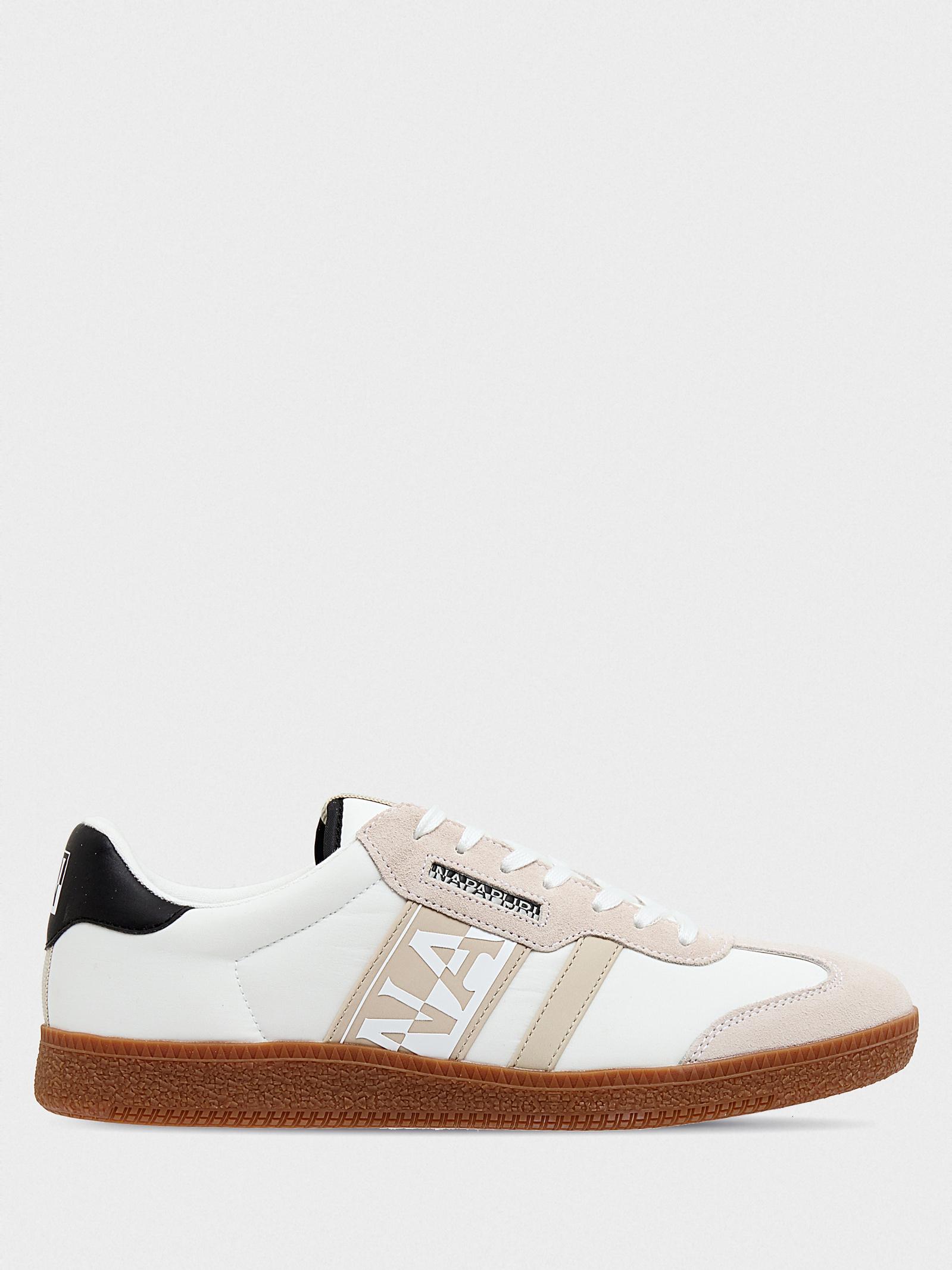 Кеды для мужчин Napapijri NP0A4ERV0021 модная обувь, 2017