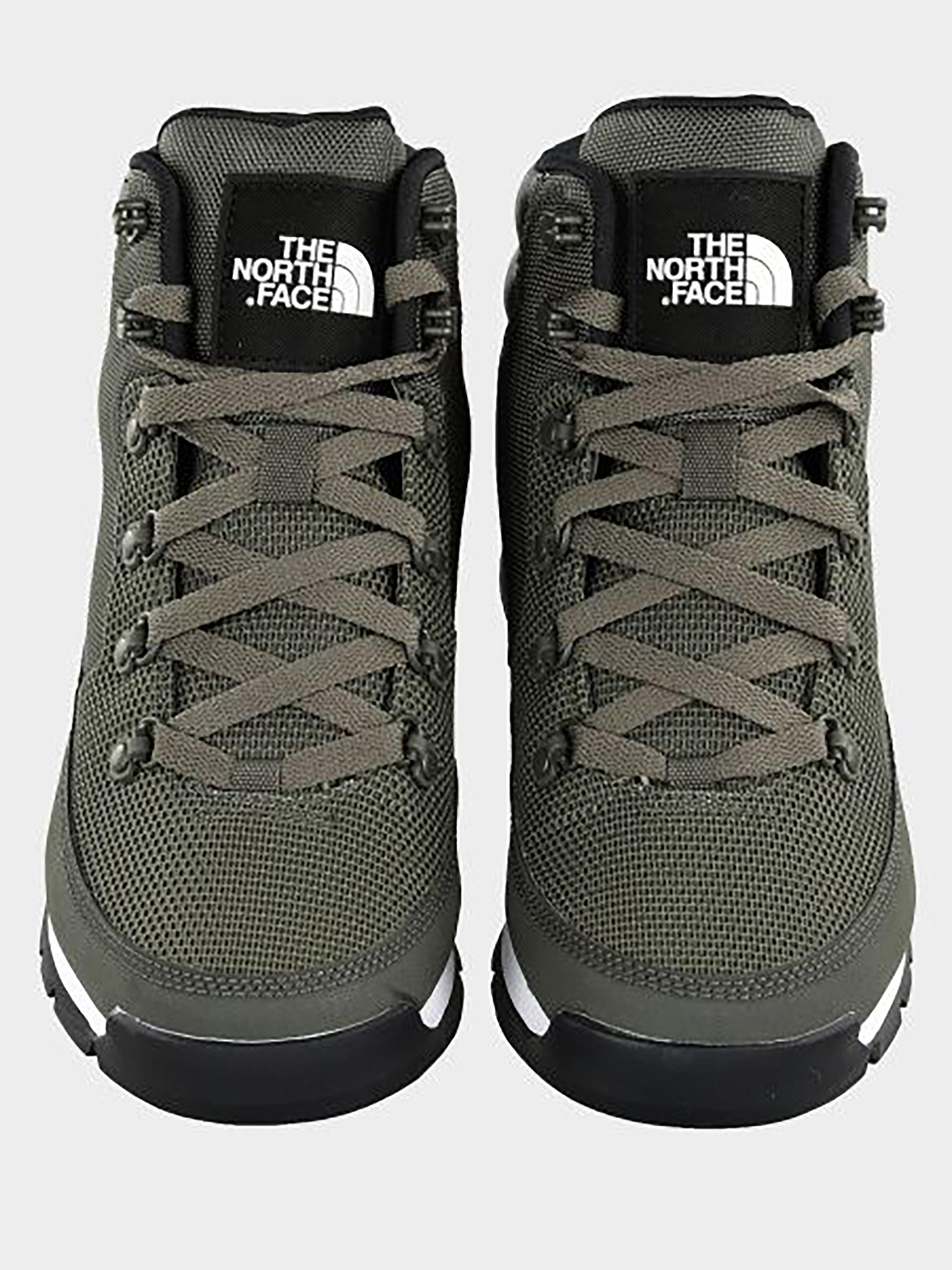 Черевики  чоловічі The North Face Back-To-Berkeley Redux Remtlz NF0A3RE9BQW1 ціна взуття, 2017