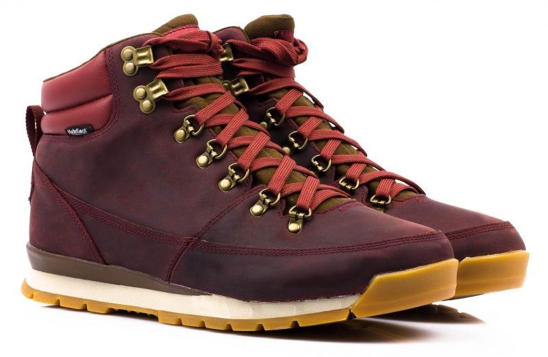 Ботинки мужские The North Face NT20 размеры обуви, 2017