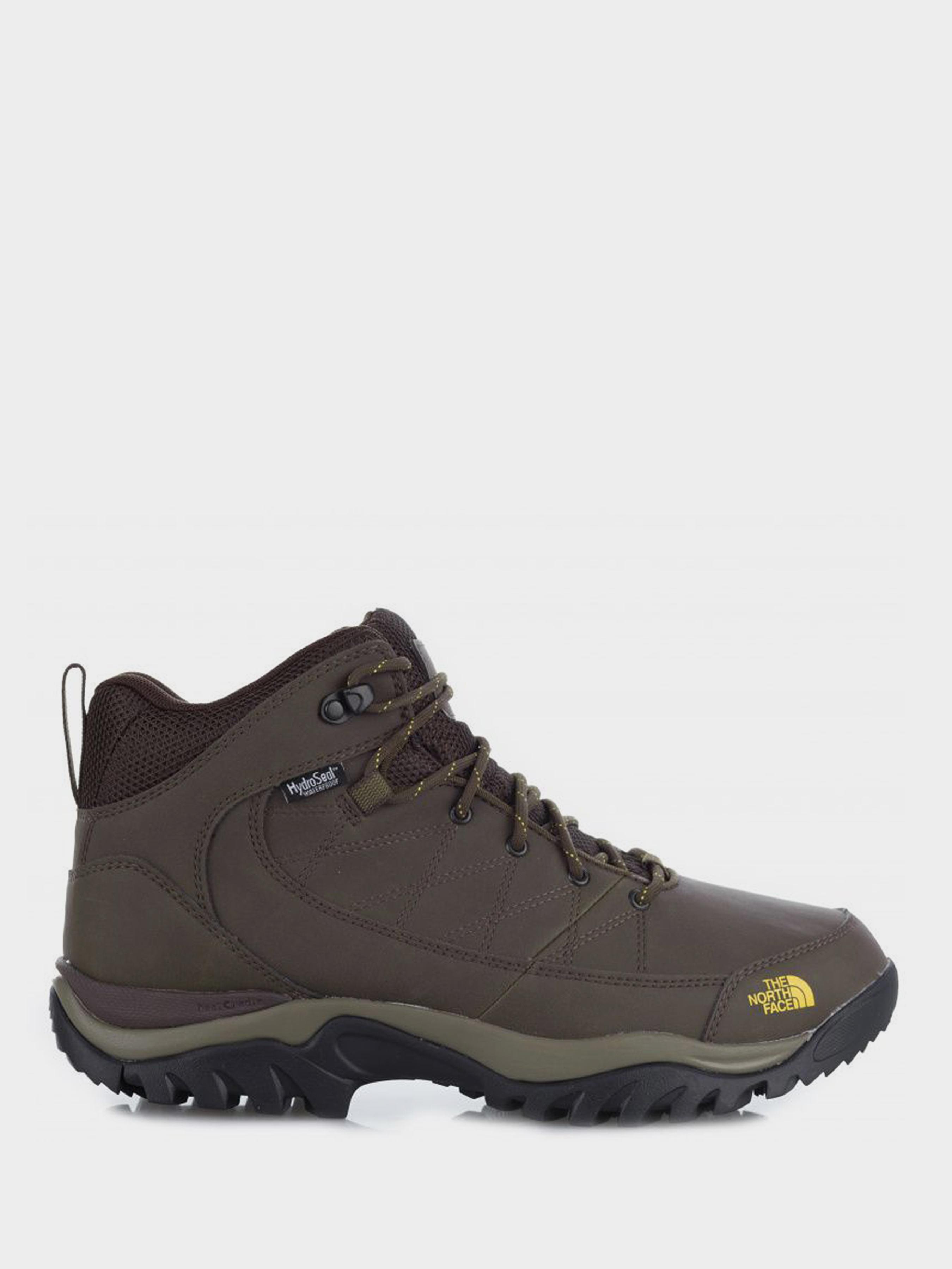 Купить Ботинки мужские The North Face STORSTRIKE WP NT63, Коричневый