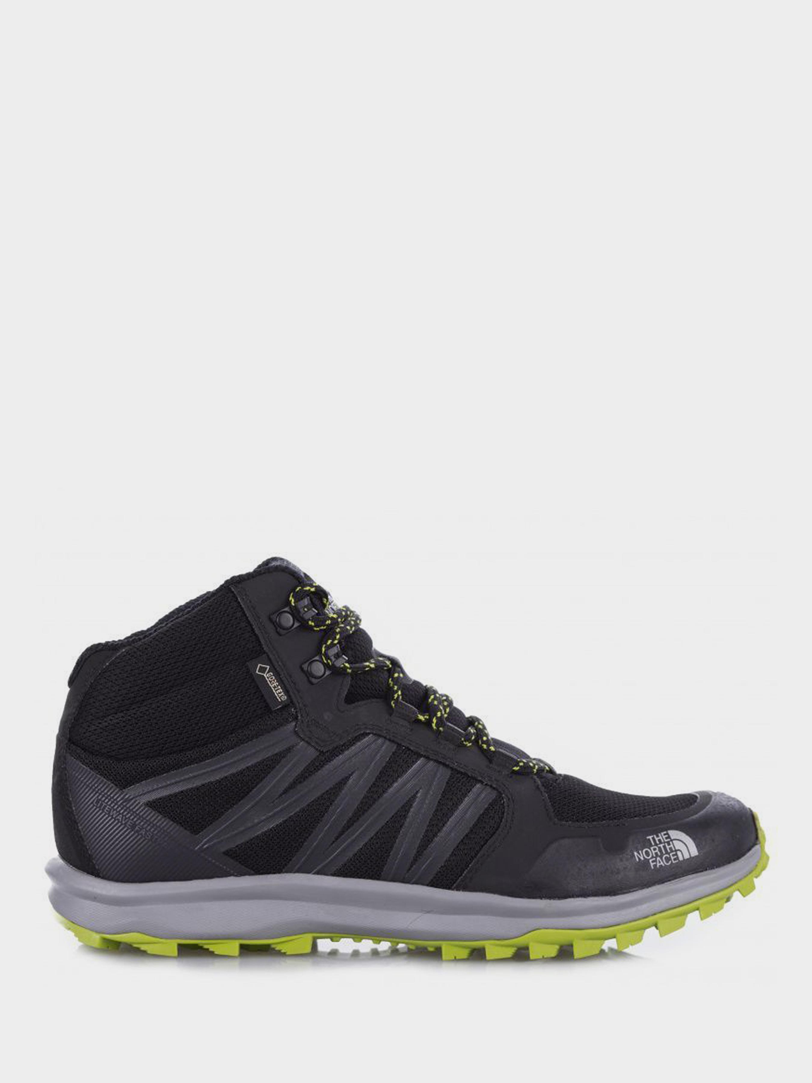 Купить Ботинки мужские The North Face LFP MID GTX (GC) NT70, Черный