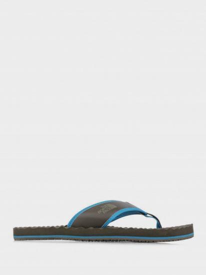 Шльопанці  для чоловіків The North Face BASECAMP FLIPFLOP T0ABPEC78 взуття бренду, 2017