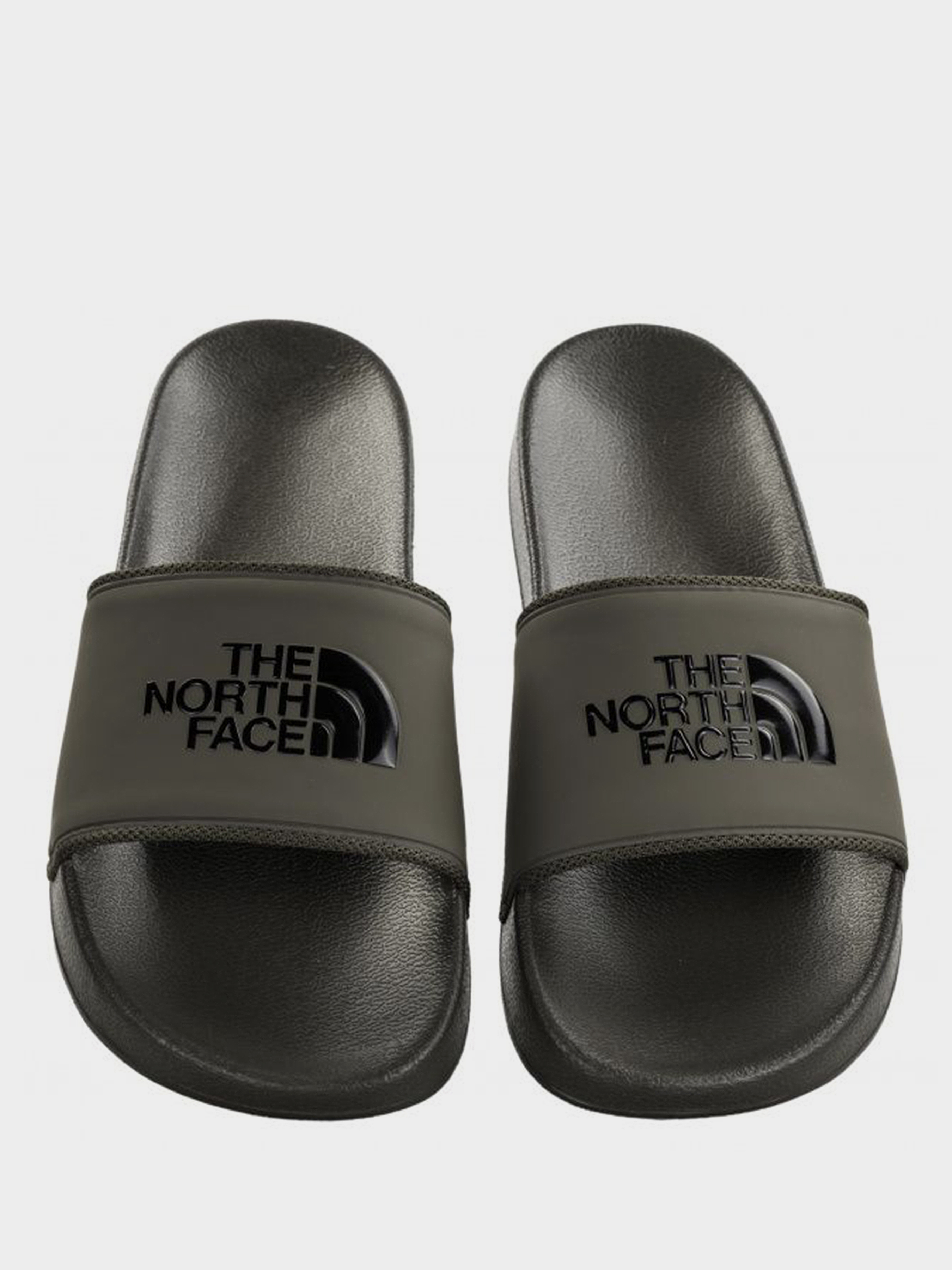 Купить Шлёпанцы мужские The North Face BC SLIDE II NT86, Зеленый
