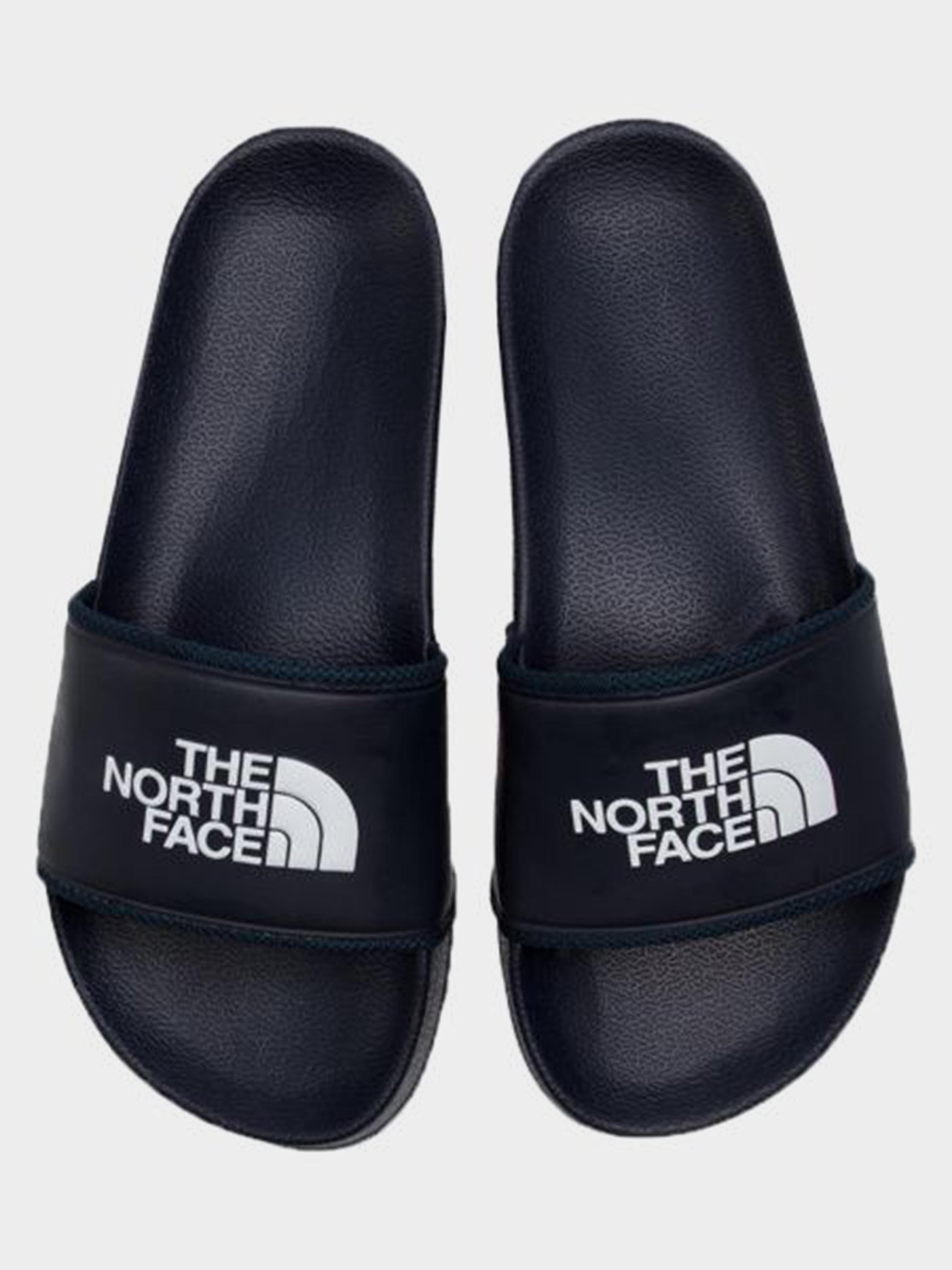 Купить Шлёпанцы мужские The North Face BC SLIDE II NT89, Черный
