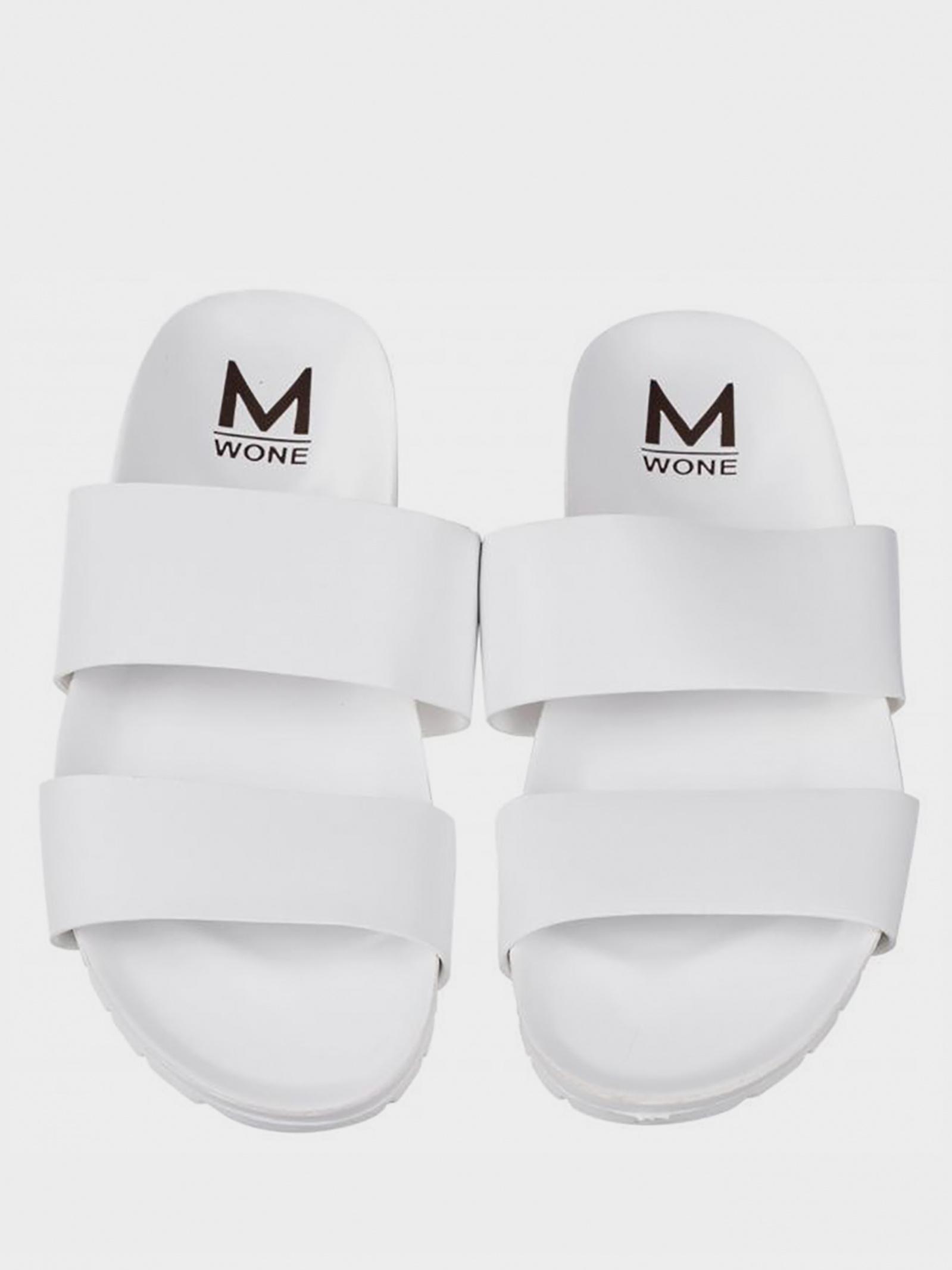 Шльопанці  для жінок M Wone 321263 вартість, 2017