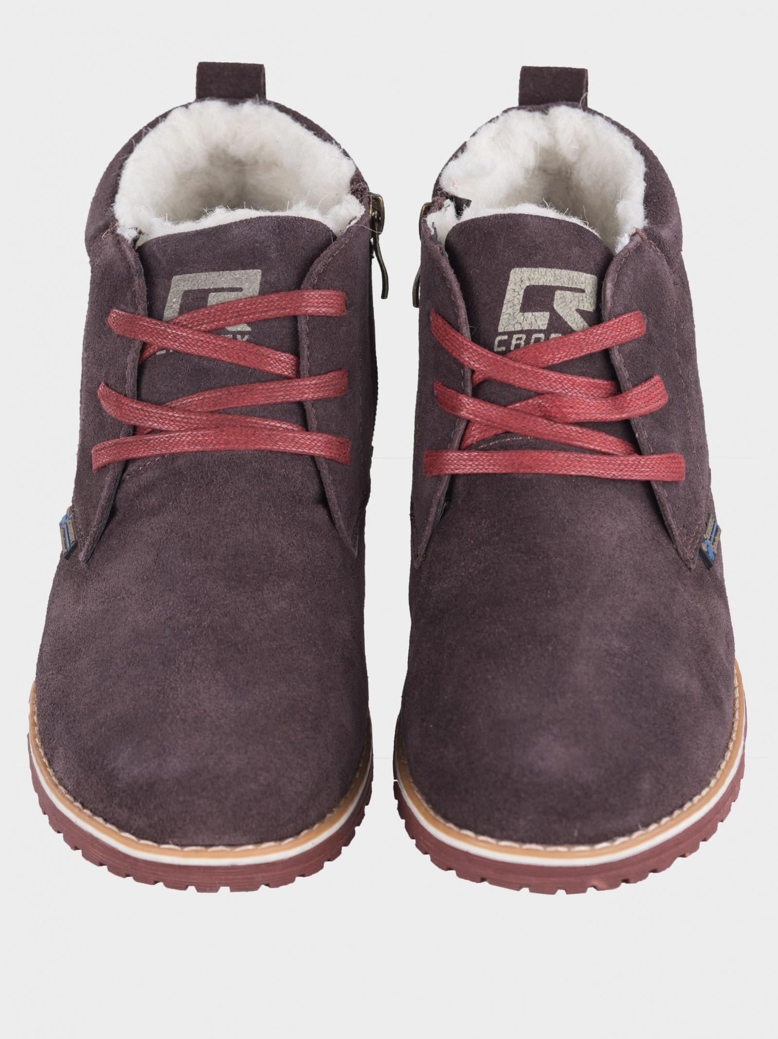 Ботинки для женщин M Wone 304067-black размеры обуви, 2017