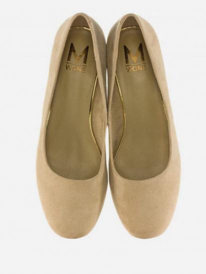Туфли для женщин M Wone 305483 размерная сетка обуви, 2017