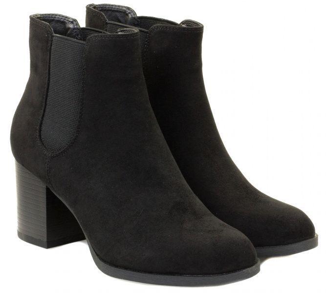 Ботинки для женщин M Wone 300437-black , 2017