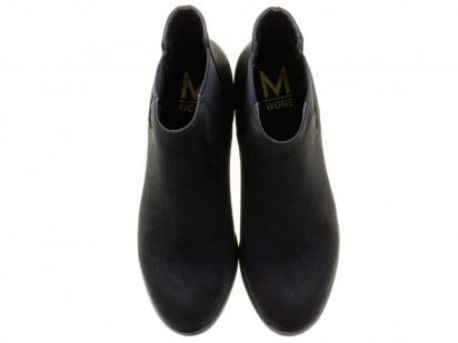 Ботинки для женщин M Wone 300437-black брендовая обувь, 2017