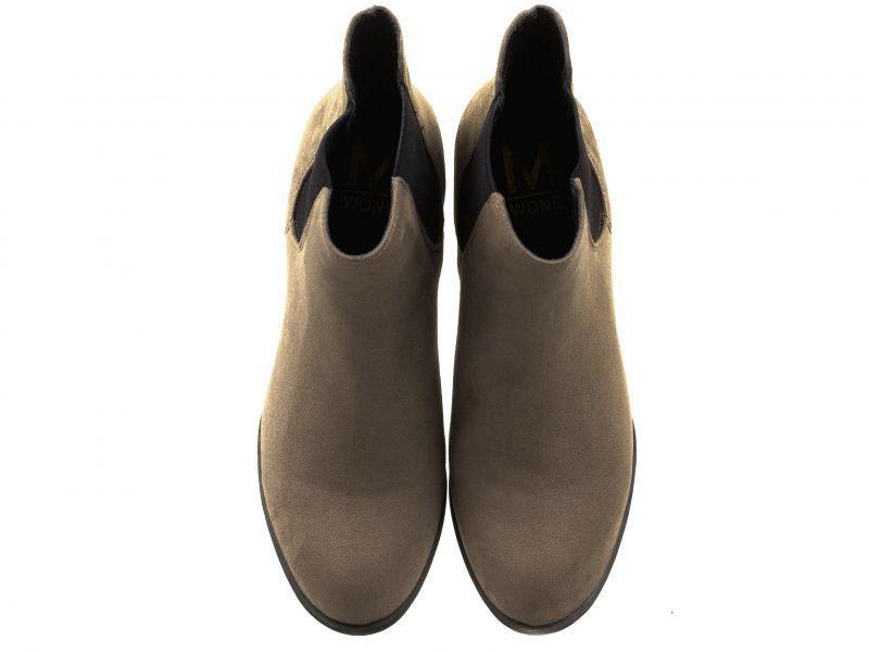 Ботинки для женщин M Wone OI60 размерная сетка обуви, 2017