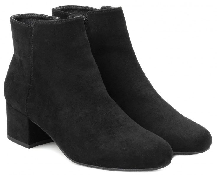 Ботинки для женщин M Wone OI62 примерка, 2017