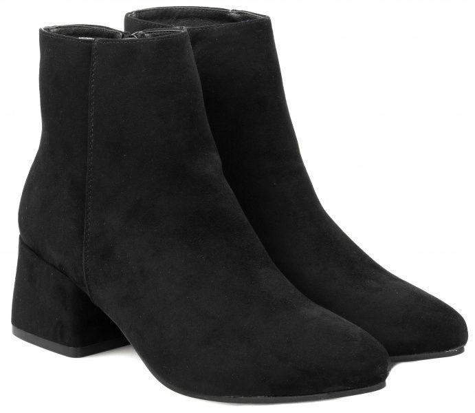Ботинки для женщин M Wone 308366-black модная обувь, 2017