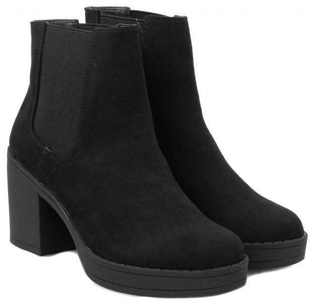 Ботинки для женщин M Wone 300611-black , 2017