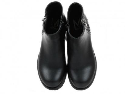 Ботинки для женщин M Wone 308894-black брендовая обувь, 2017