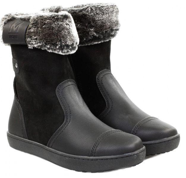 Ботинки для женщин M Wone 300685-black , 2017