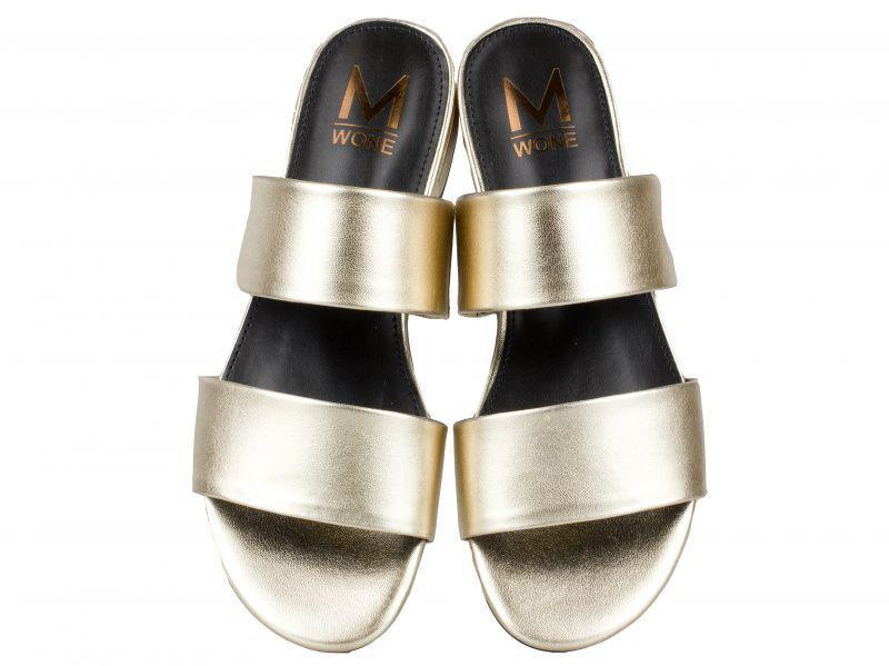 Шлёпанцы для женщин M Wone OI82 размеры обуви, 2017