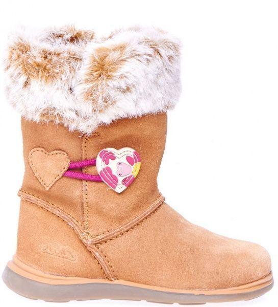 Купить Ботинки детские Clarks SnuggleFolkFst OK1497, Коричневый