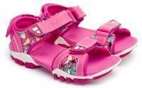 Зеленые сандалии Для девочек, фото, intertop