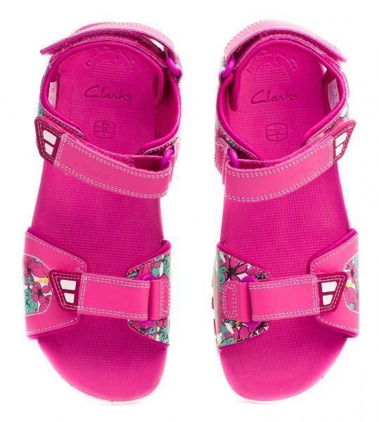 Сандалі  для дітей Clarks Zalmo Word Jnr OK1653 ціна взуття, 2017