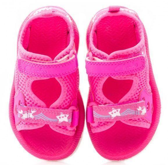 Сандалии детские Clarks Star Games Fst OK1917 модная обувь, 2017