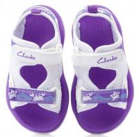 Босоніжки дитячі Clarks Star Games Fst 2611-8157 - фото