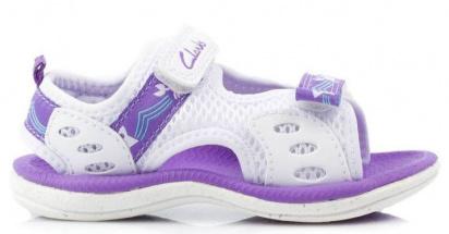 Босоніжки  для дітей Clarks Star Games Fst 2611-8157 ціна взуття, 2017