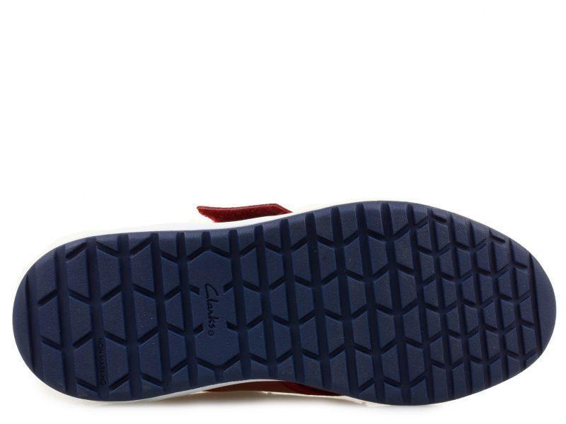 Кросівки  для дітей Clarks Frisby Ace Jnr 2612-3370 брендове взуття, 2017