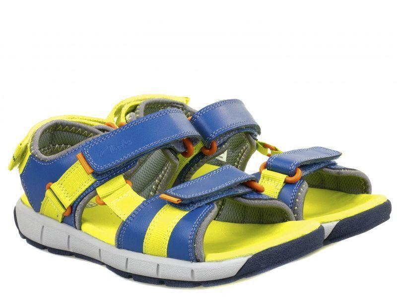 Купить Сандалии детские Clarks JollyCrazy Jnr OK2096, Многоцветный
