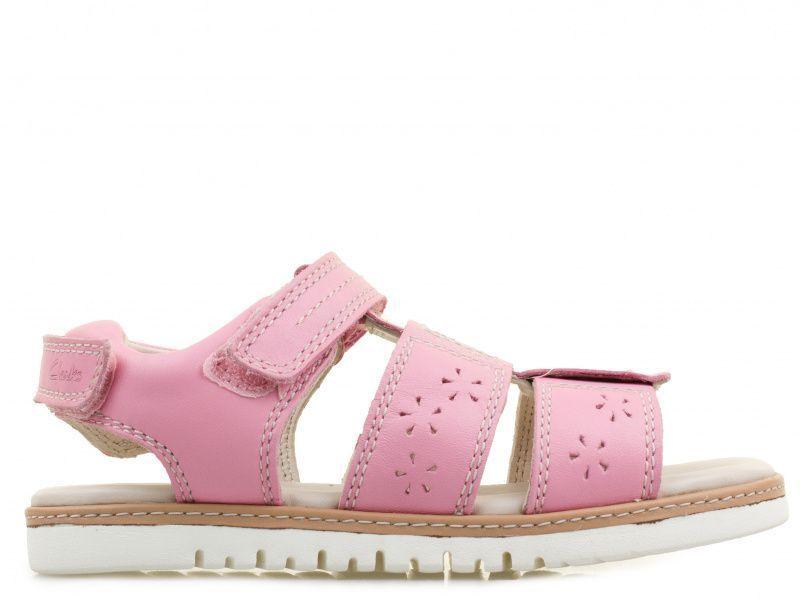 Босоніжки  для дітей Clarks MagicalFun Jnr 2612-3683 брендове взуття, 2017