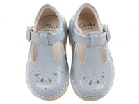 Туфлі дитячі Clarks Yarn Weave Fst 2612-3533 - фото