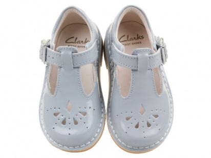 Туфлі  для дітей Clarks Yarn Weave Fst 2612-3533 ціна взуття, 2017
