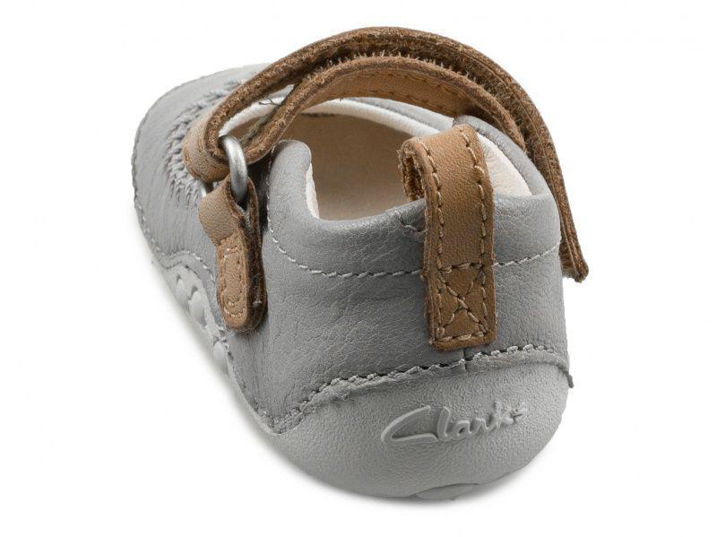 Туфли для детей Clarks Little Atlas OK2134 примерка, 2017