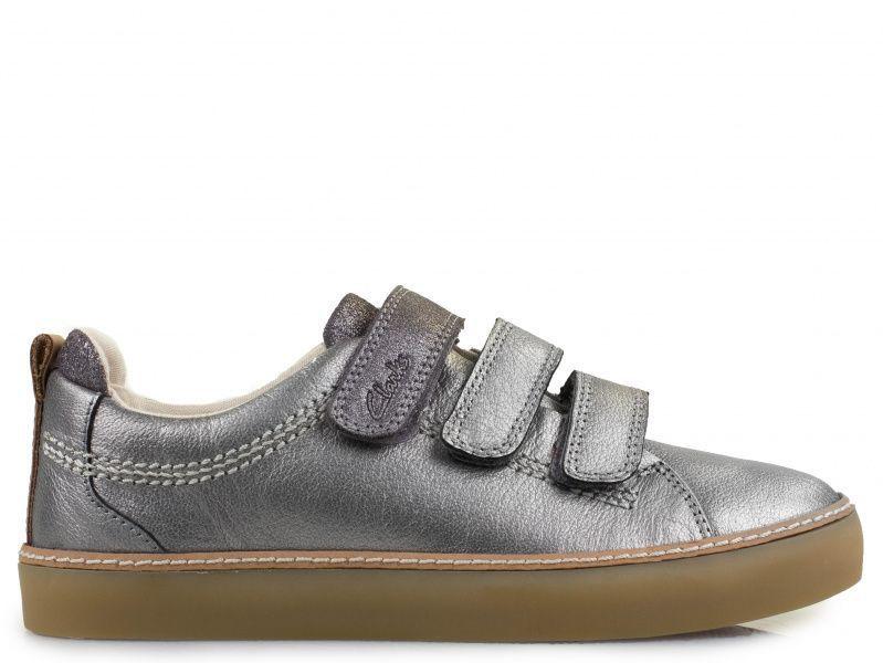 Полуботинки детские Clarks Brill Sky Jnr OK2136 размеры обуви, 2017