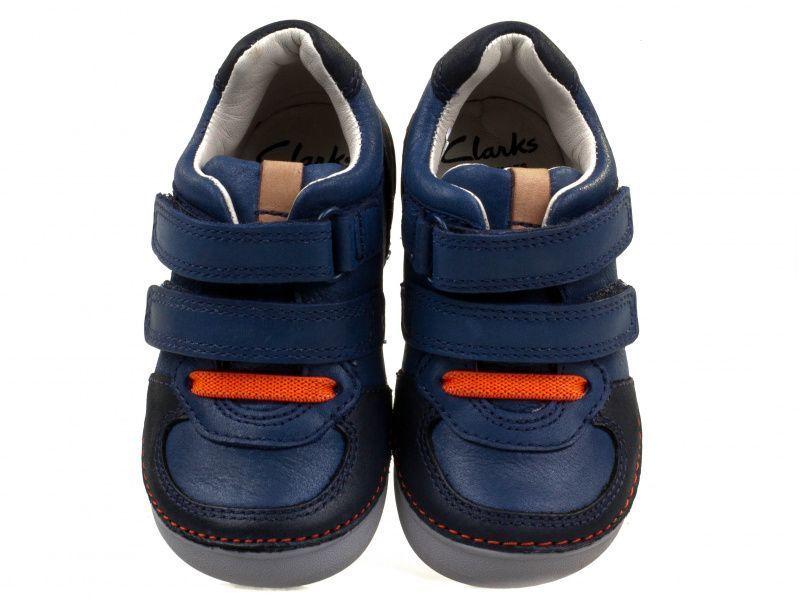 Ботинки для детей Clarks Softly Pow Fst OK2151 модная обувь, 2017