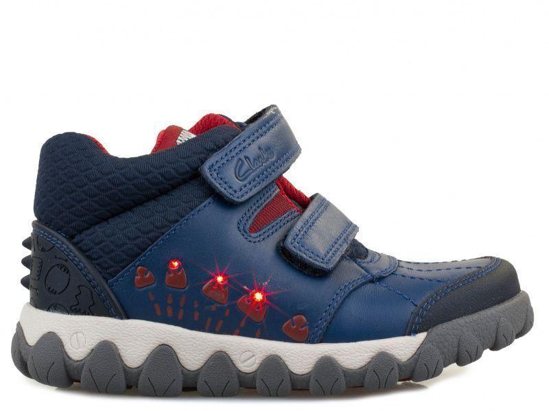 Ботинки детские Clarks Tyrex Glo Inf OK2154 купить, 2017