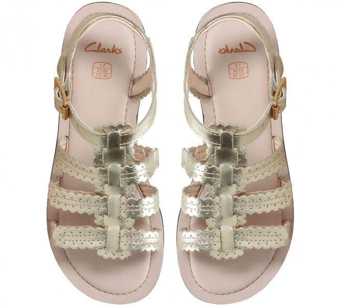 Сандалии детские Clarks Loni Moon OK2175 размеры обуви, 2017