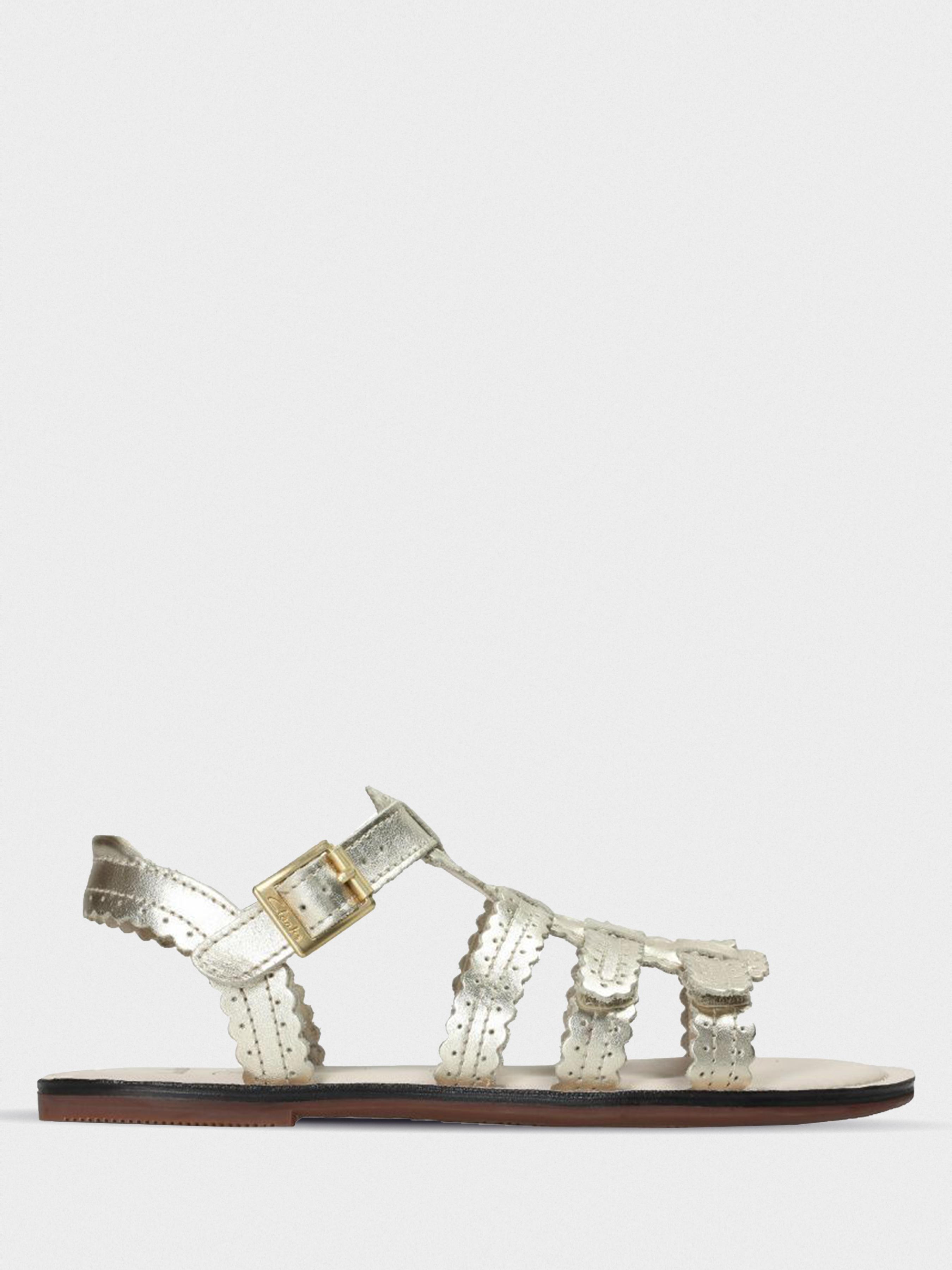 Сандалии детские Clarks Loni Moon OK2175 купить обувь, 2017