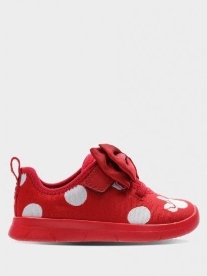 Полуботинки детские Clarks Ath Bow T OK2209 купить обувь, 2017
