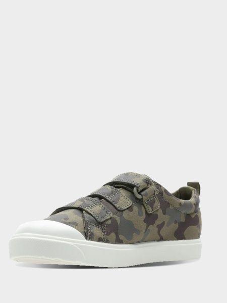 Полуботинки для детей Clarks City FlareLo K OK2213 цена обуви, 2017