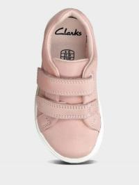 Полуботинки для детей Clarks City OasisLo T OK2220 купить в Интертоп, 2017