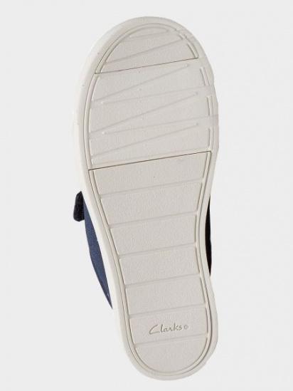 Напівчеревики  для дітей Clarks City PolkaLo T 2614-2270 розмірна сітка взуття, 2017